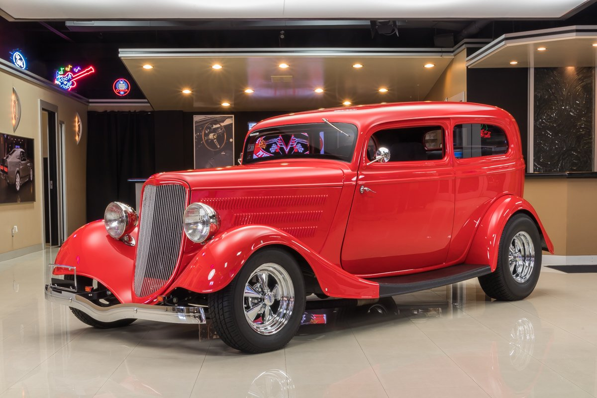For Sale 1933 Ford Tudor