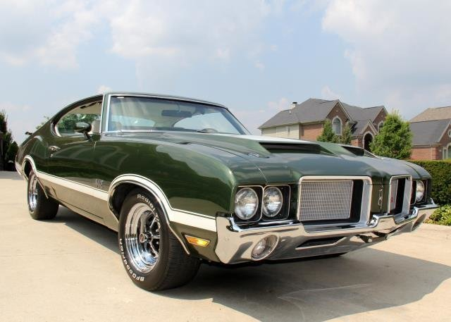 1972 oldsmobile cutlass watch video
