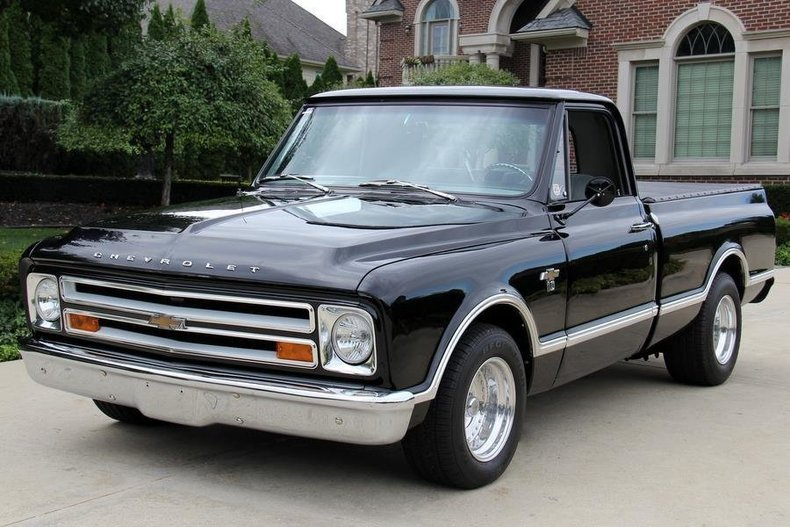 1967 Chevrolet C10 Classic Cars For Sale Michigan Muscle