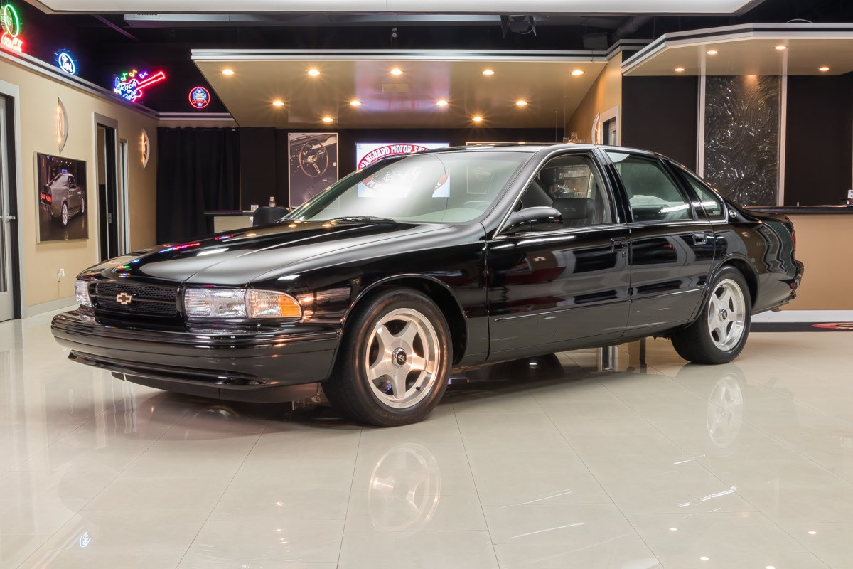For Sale 1996 Chevrolet Impala