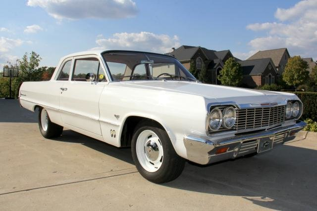 1964 chevrolet biscayne watch video