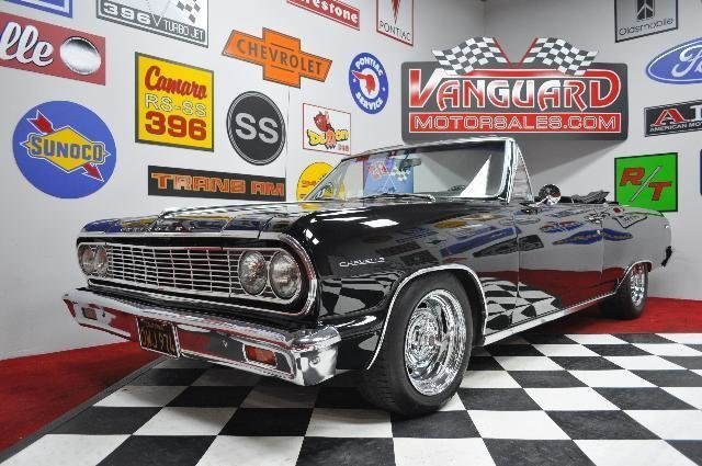 1964 chevrolet chevelle watch video