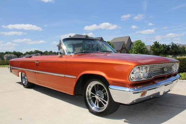1963 ford galaxie classic cars for sale michigan muscle old cars vanguard motor sales. Black Bedroom Furniture Sets. Home Design Ideas