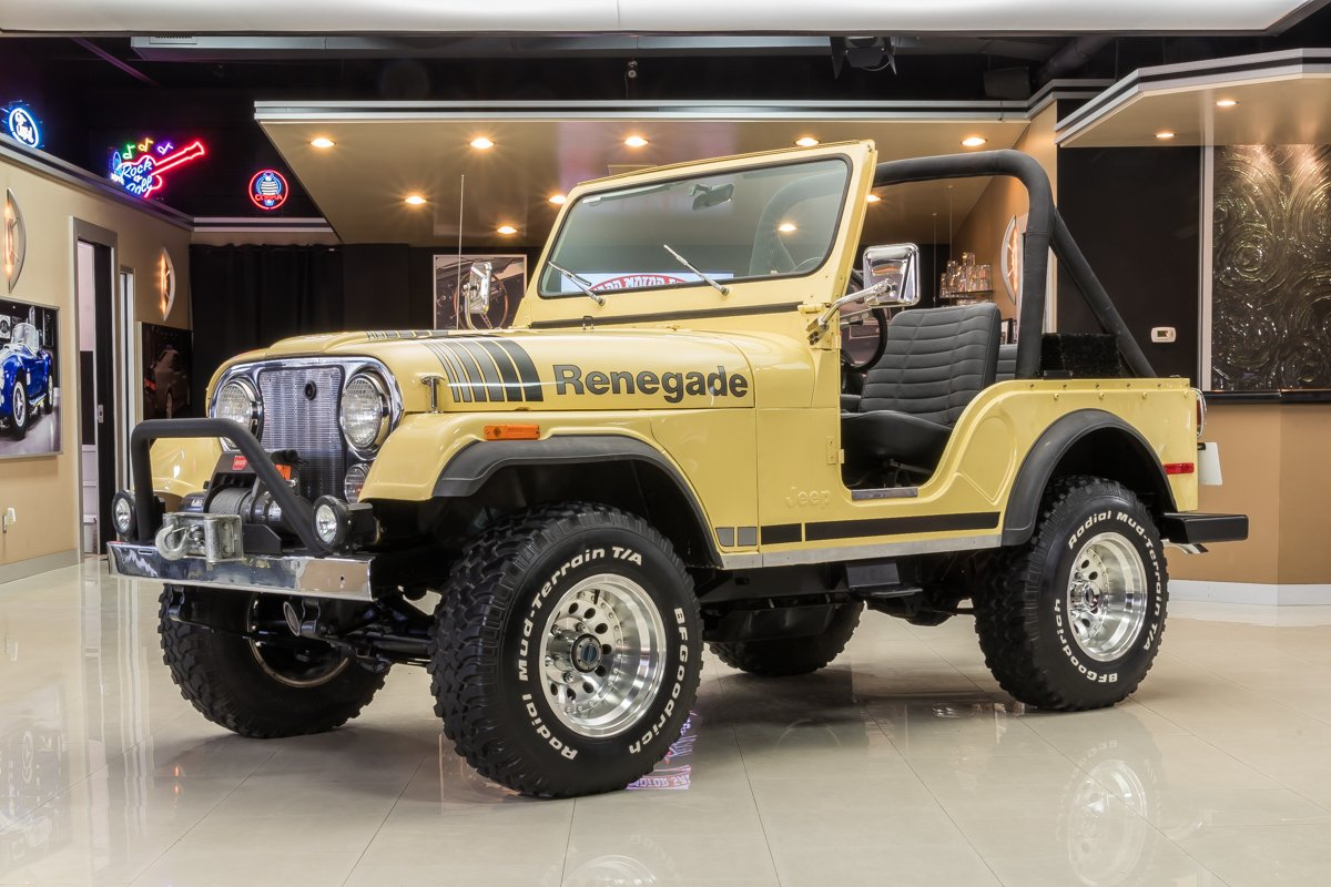 For Sale 1979 Jeep CJ-5