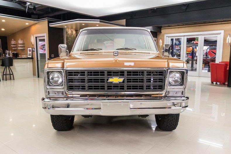 1979 Chevrolet Blazer 6