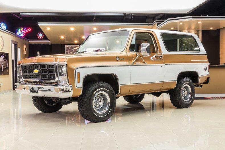 1979 Chevrolet Blazer For Sale