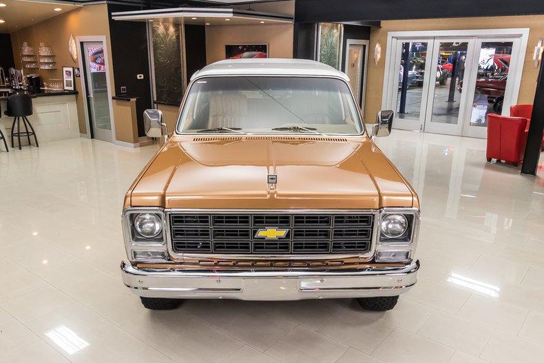 1979 Chevrolet Blazer 8