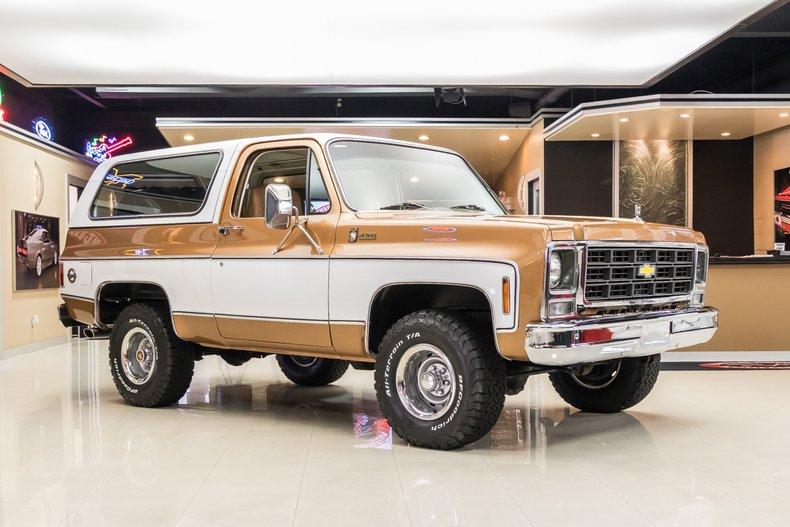 1979 Chevrolet Blazer 9