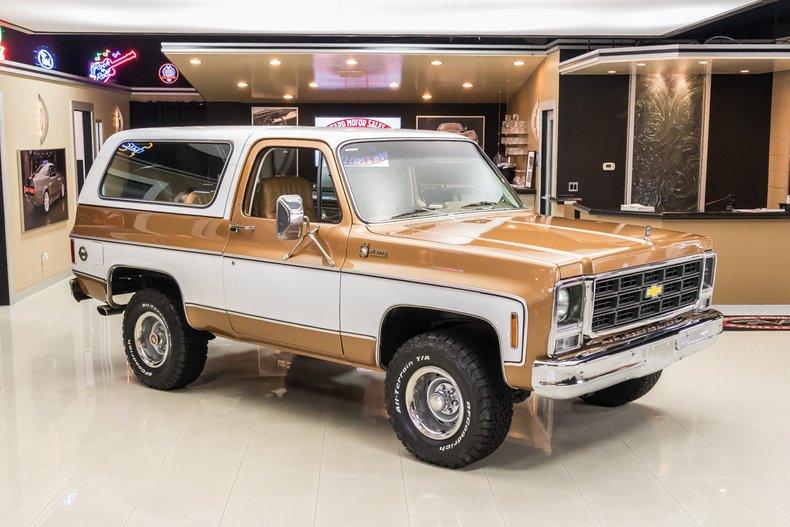 1979 Chevrolet Blazer 10