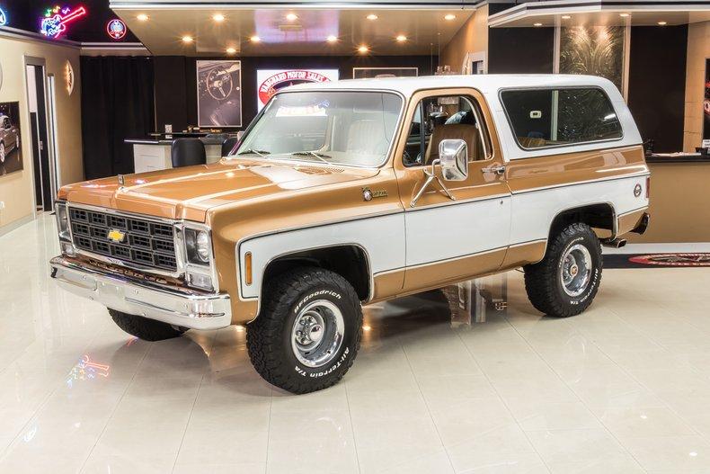 1979 Chevrolet Blazer 5