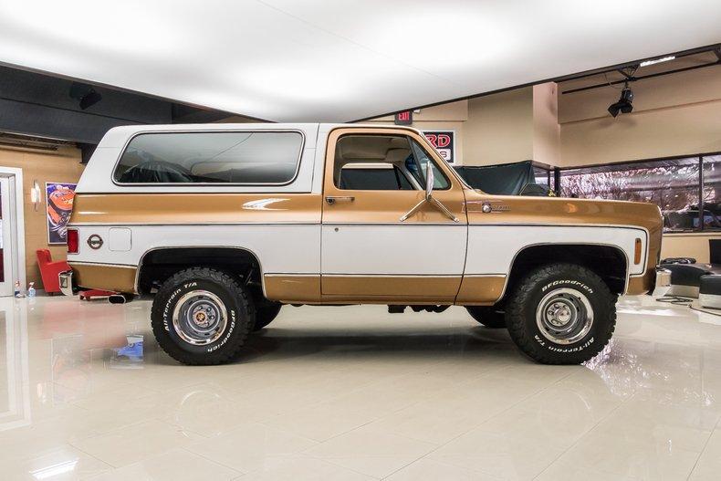 1979 Chevrolet Blazer 11