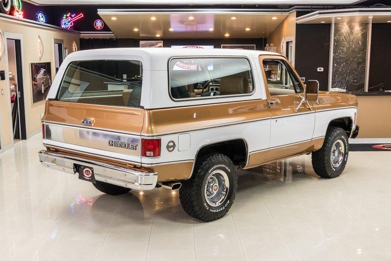 1979 Chevrolet Blazer 13