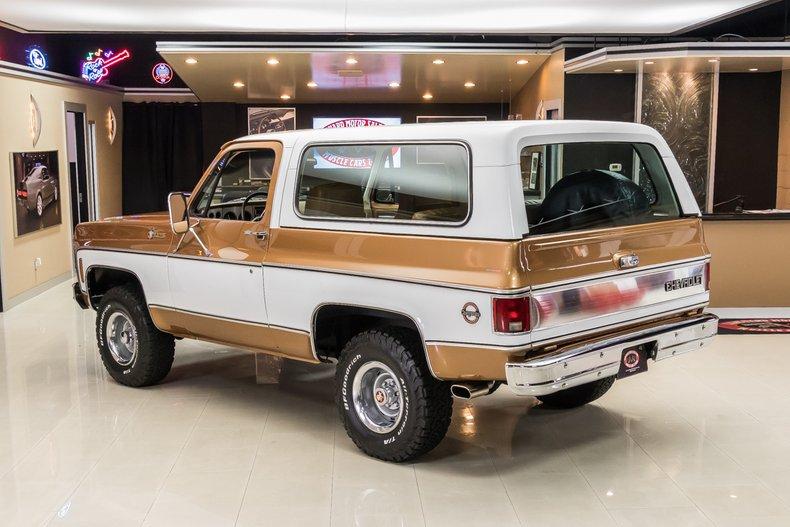 1979 Chevrolet Blazer 17