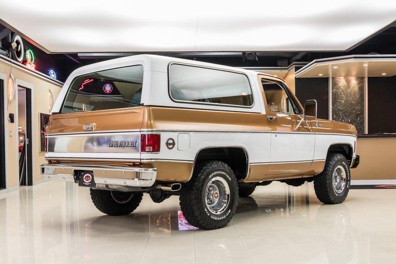 1979 Chevrolet Blazer 12