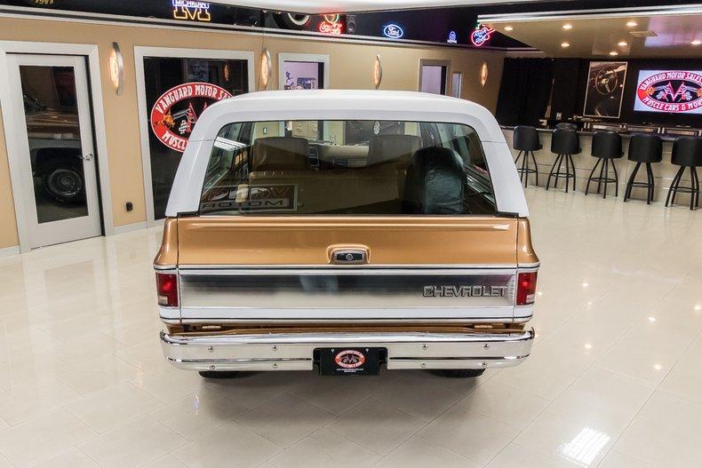 1979 Chevrolet Blazer 15