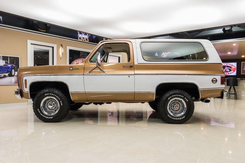 1979 Chevrolet Blazer 18