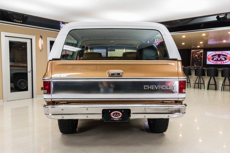 1979 Chevrolet Blazer 14