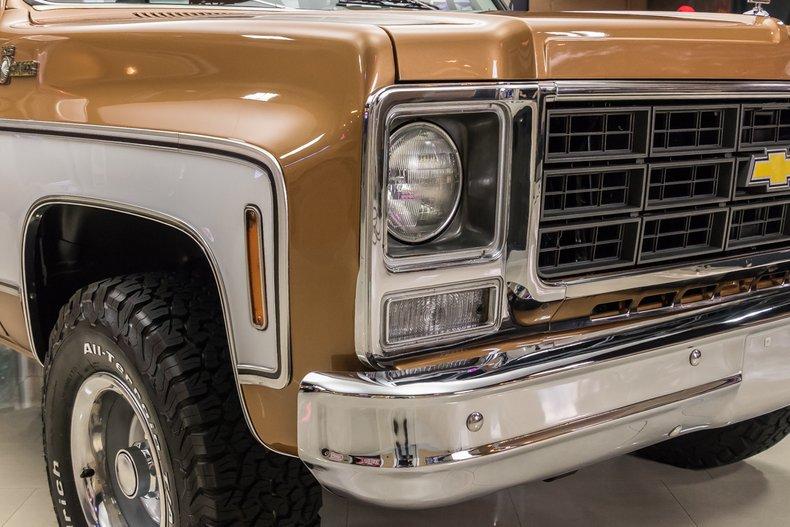 1979 Chevrolet Blazer 20