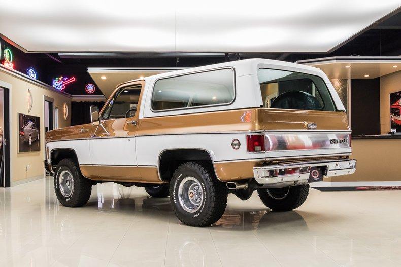 1979 Chevrolet Blazer 16