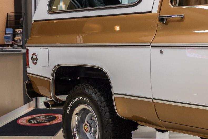 1979 Chevrolet Blazer 22