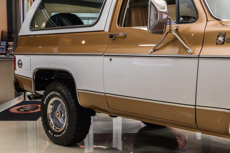 1979 Chevrolet Blazer 21