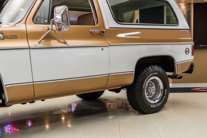 1979 Chevrolet Blazer 29