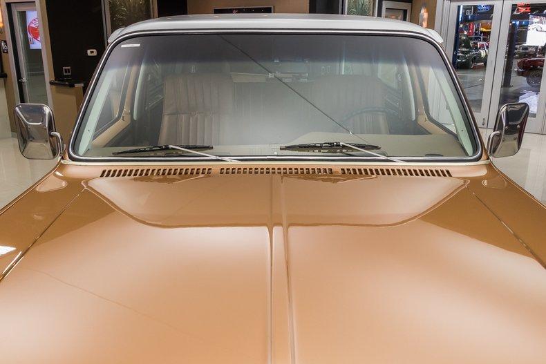1979 Chevrolet Blazer 25