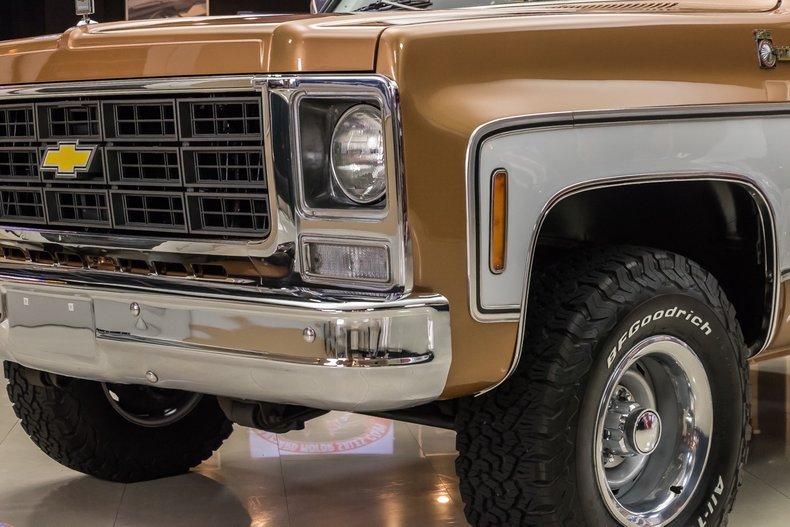 1979 Chevrolet Blazer 28