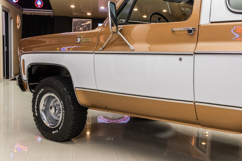 1979 Chevrolet Blazer 34