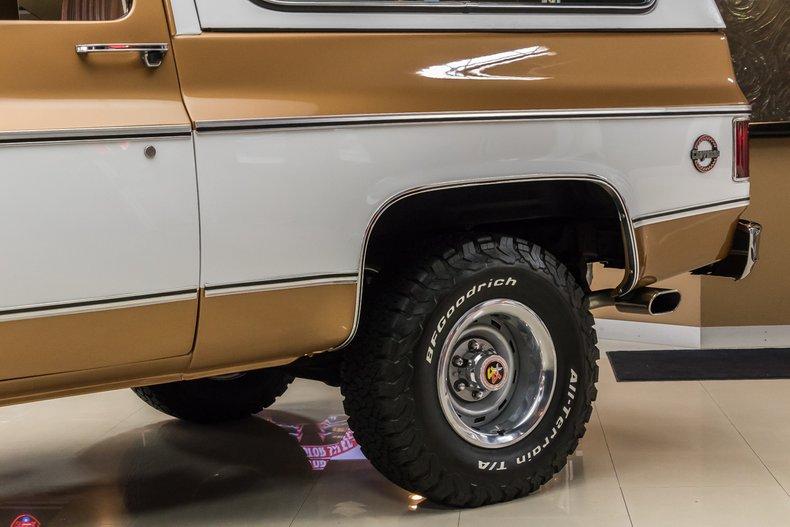 1979 Chevrolet Blazer 30