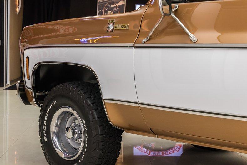 1979 Chevrolet Blazer 35