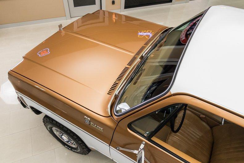 1979 Chevrolet Blazer 37