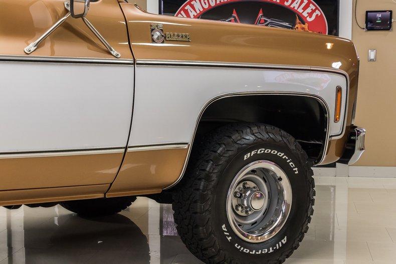 1979 Chevrolet Blazer 41