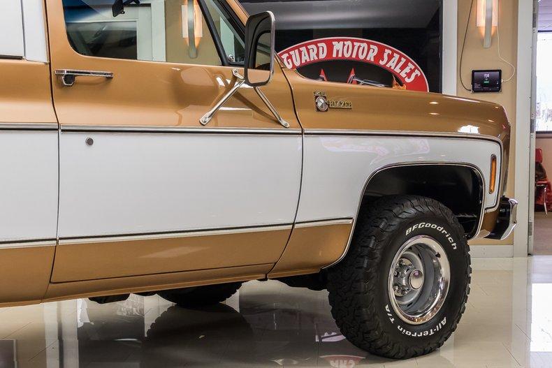1979 Chevrolet Blazer 40