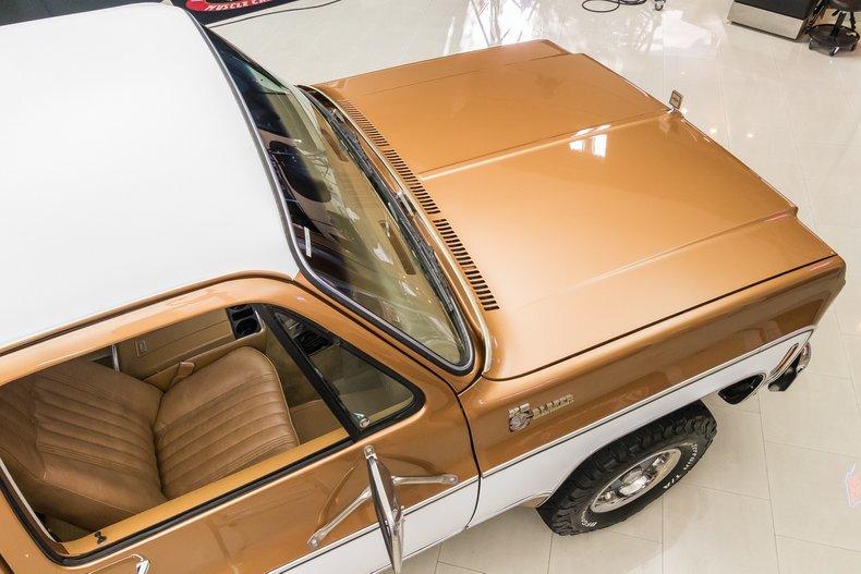 1979 Chevrolet Blazer 43