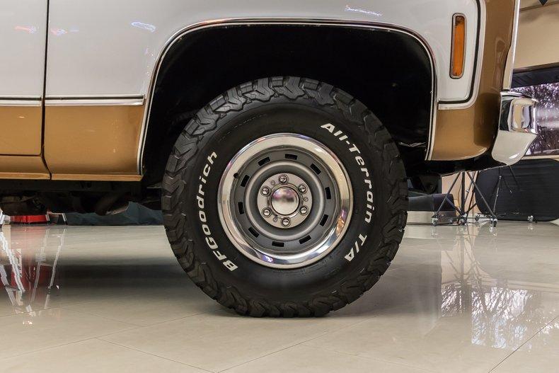 1979 Chevrolet Blazer 45