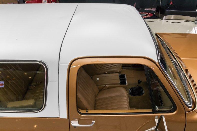 1979 Chevrolet Blazer 42