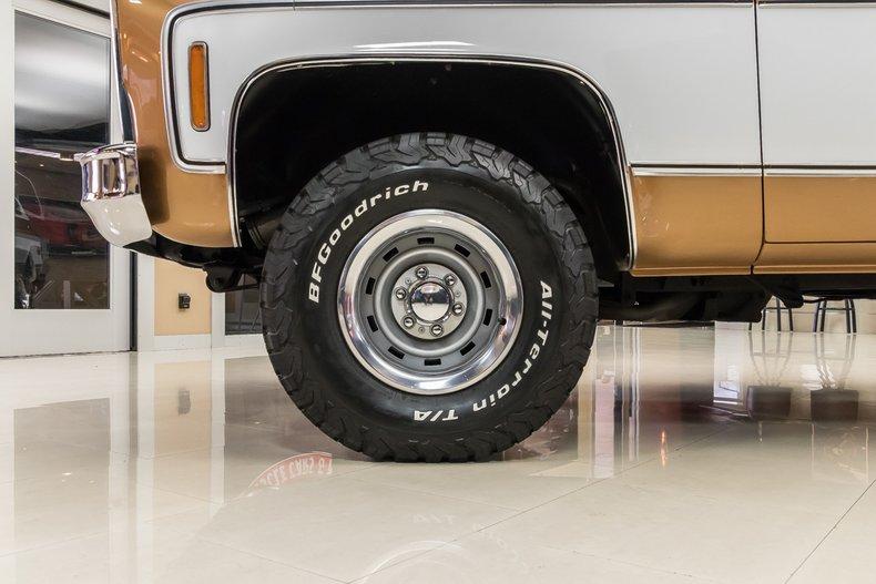 1979 Chevrolet Blazer 48
