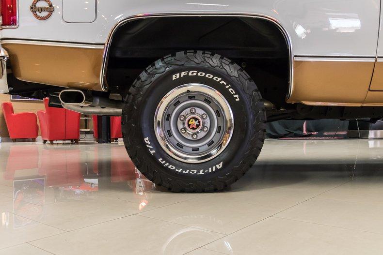 1979 Chevrolet Blazer 46