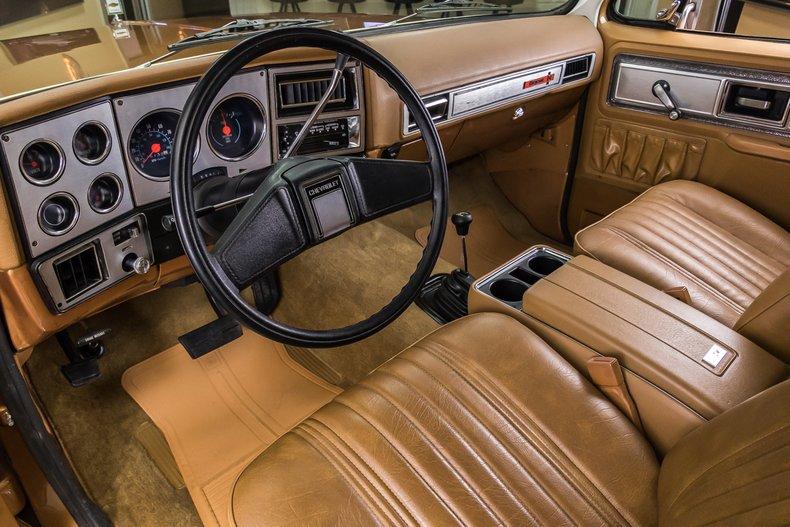 1979 Chevrolet Blazer 53