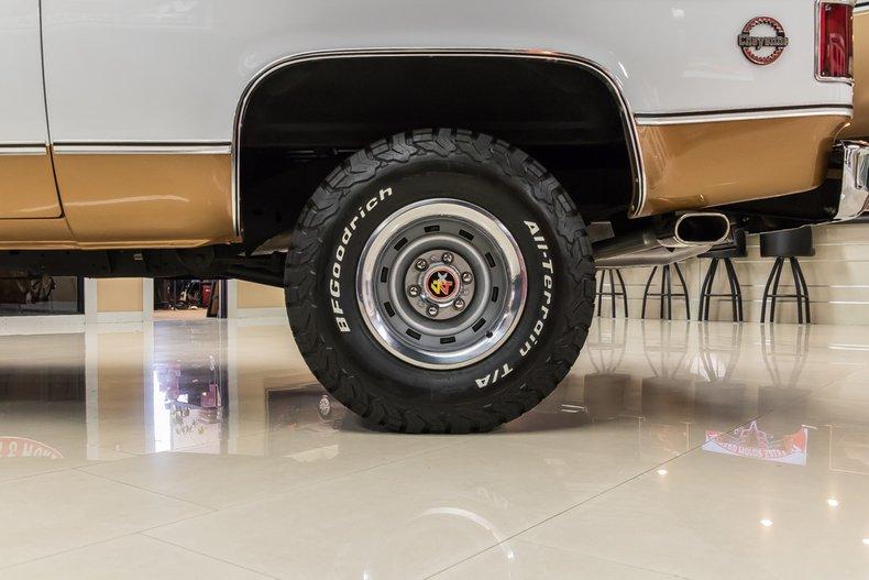 1979 Chevrolet Blazer 47