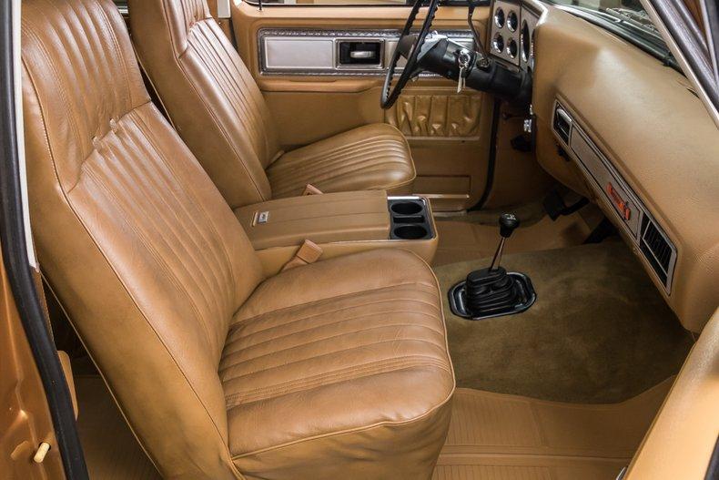1979 Chevrolet Blazer 62