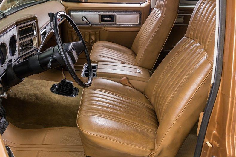 1979 Chevrolet Blazer 54