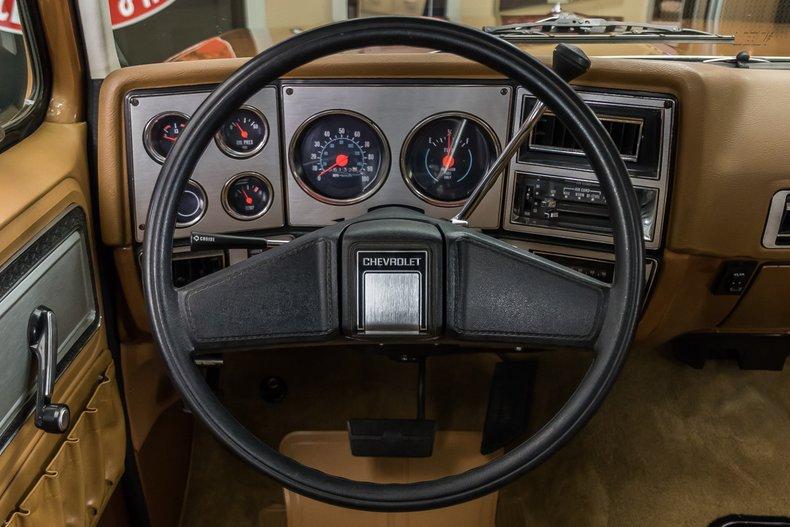 1979 Chevrolet Blazer 70