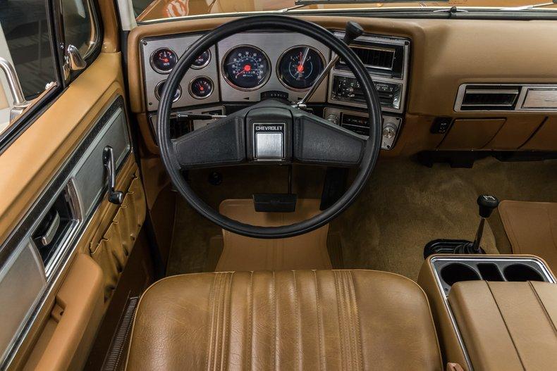 1979 Chevrolet Blazer 71