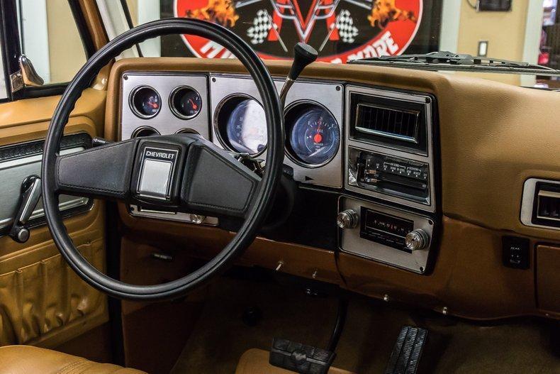 1979 Chevrolet Blazer 69