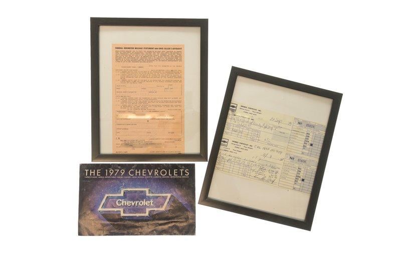 1979 Chevrolet Blazer 101