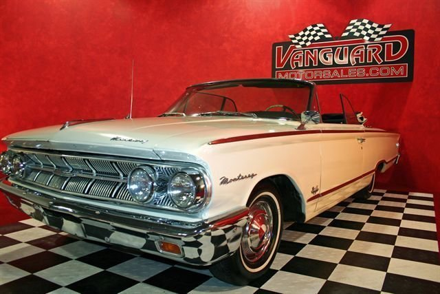 For Sale 1963 Mercury Monterey