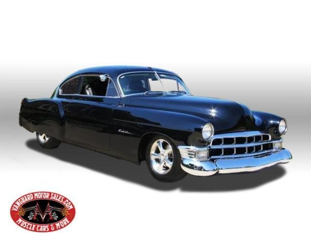For Sale 1949 Cadillac Street Rod