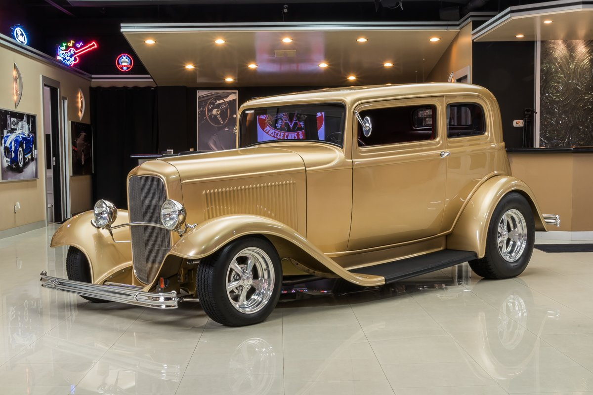 1932 Ford Vicky | Classic Cars for Sale Michigan: Muscle & Old Cars